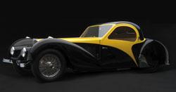 1937 Bugatti Type 575 Atalante Coupe